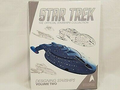 Star Trek Designing Starships Book 02 Eaglemoss Publications Ltd