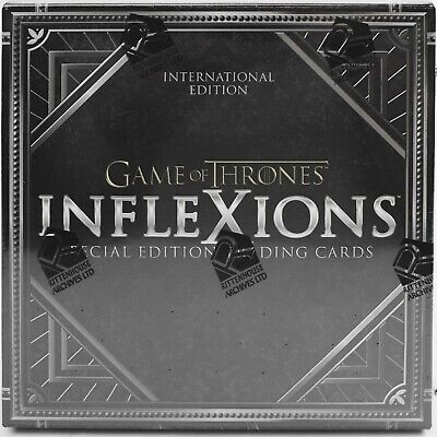 2019 Rittenhouse Game of Thrones Inflexions Hobby Box (International Edition)