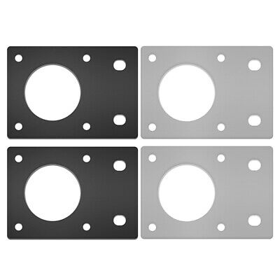5X(3D Printer Accessories NEMA 17 42-Series Stepper Motor Mounting Plate Fixed P