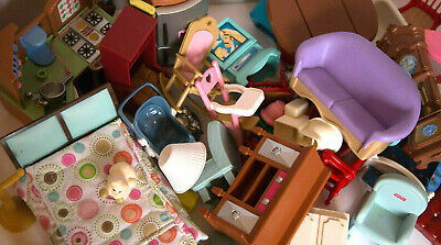 FISHER PRICE LOVING FAMILY  Furniture People & Accessories - YOU CHOOSE