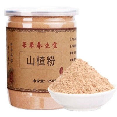 250g/500g High Quality Hawthorn Berry Extract Powder Herbs Tea 100% Pure