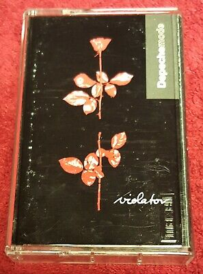 Violator by Depeche Mode - Vintage Cassette Tape - SHIPS FREE