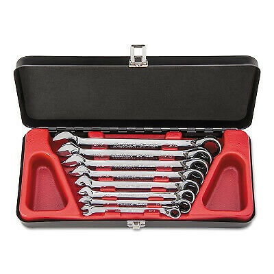 8 PIECE REVERSE GEAR COMBINATION WRENCH SET BW1400  - 1 Each