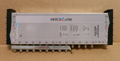 Fracarro SWI8512PLUS Smart Switchline XS+ Multiswitch 5 In 12 Out