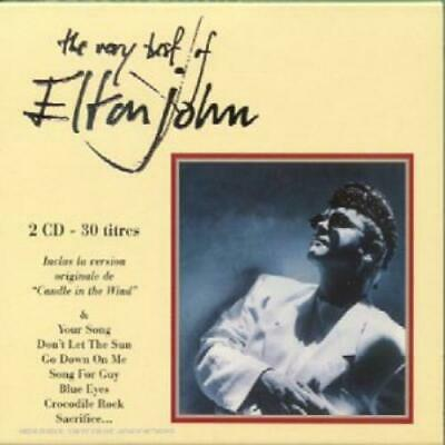 Elton John : The Very Best of CD Value Guaranteed from eBay's biggest seller!