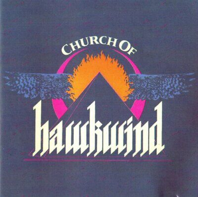 Hawkwind - Church of Hawkwind - Hawkwind CD 5VVG The Cheap Fast Free Post The