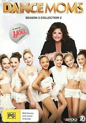 Dance Moms: Season 3 Collection 2 [NON-UK Format / PAL / Region 4... - DVD  KAVG