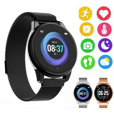 Smart Watch Running Pedometer Heart Rate Sport Blood Pressure Fitness Tracker