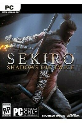 Sekiro: Shadows Die Twice - PC Steam Verleih - Region Free [EU/DE]
