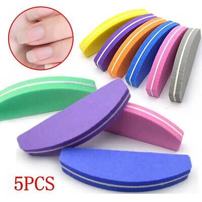 Double Sided Beauty Tools Nail Care Nail Files Sanding Buffer Manicure
