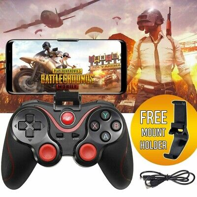 New Wireless Joystick Game Remote Gamepad Controller for PC & Smart Phone