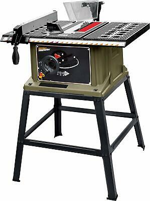 """Rockwell RK7240.1 10"""" Bench Top Table Saw w/ Stand NEW"""