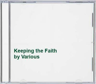 Various - Keeping the Faith - Various CD I8VG The Cheap Fast Free Post The Cheap