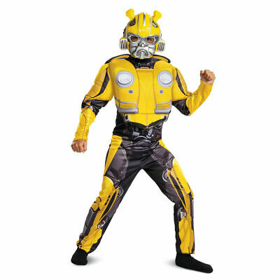 Transformers Characters Boy Fancy Party Costume Outfit Halloween Size 3T-8 FC009