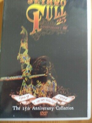 Jethro Tull - A New Day Yesterday - The 25th Anniversary Collection Dvd