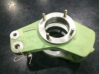 Alvis Saladin, Saracen - Bracket, Hydraulic And Tyre Pump Pulley, One Only Avail