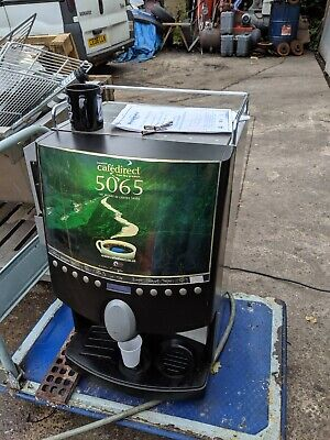 Commercial Drink Coffee Hot Drink Machine Vending Cafe