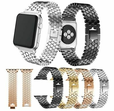 Apple Watch luxury chained fish scale strap