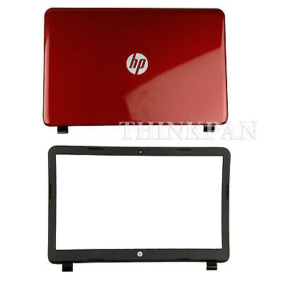 760964-001 HP 15R 15-R030WM LCD Back Cover  Flyer FF Red Color 100/% Brand NEW