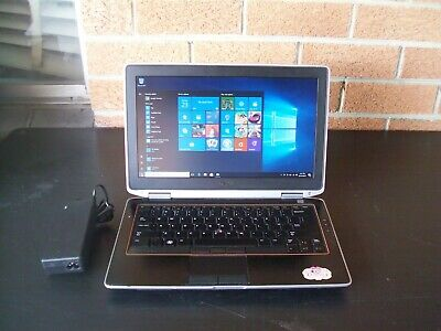 Dell Latitude E6320 Core i5- 2540M @2.60GHz/4GB/320GB HDD/HD 3000