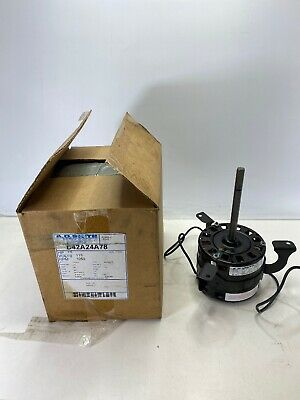 New AO Smith B42A24A78 Furnace Blower Motor