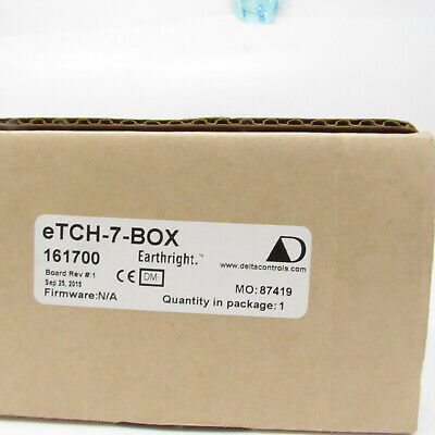 Delta Controls Mounting Box for enteliTOUCH eTCH-7-BOX