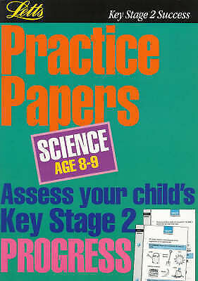 (Very Good)1858055202 OPKS2 Practice Papers: Science 8-9: Age 8-9 (Key Stage 2 p