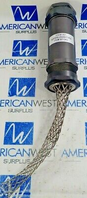 Amphenol Azpekl-2024371Pn  Circular Connector  Plug Basket Weave With Pins