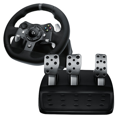 Logitech G920 Driving Force Racing Wheel - PC - BRAND NEW