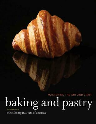 Baking and Pastry by The Culinary Institute of America - electronic book