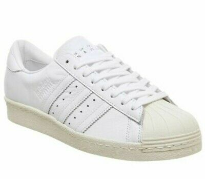 ADIDAS SUPERSTAR 80 S Homme Chaussures Baskets Taille UK 8-13.5 CQ2656