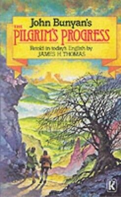 The Pilgrim's Progress by Bunyan, John Paperback Book The Fast Free Shipping