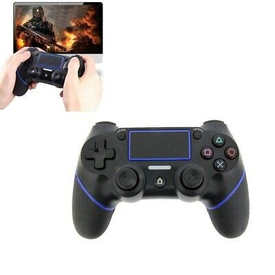 Wireless Game Controller GamePad Black For SONY PS4 PlayStation Dualshock 4
