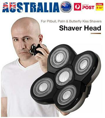 Shaver Head Blade Electric Razor Replacement For Pitbull Palm Butterfly Kiss AU