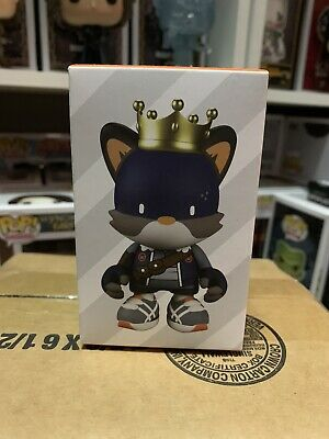 NEW Superplastic King Janky The Fifth Vinyl Toy with gold flight runners