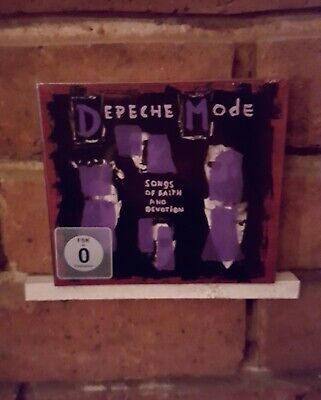 Depeche Mode: Songs Of Faith And Devotion (CD + DVD Audio & Video)