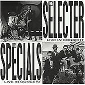 Specials & the Selecter : Specials/Selector BBC Live CD FREE Shipping, Save £s