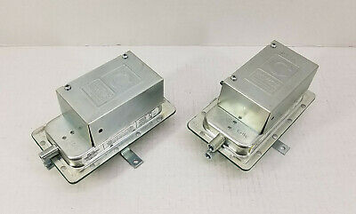 (Lot of 2) Cleveland Controls AFS-222 Air Pressure Sensing Switch  - Working!