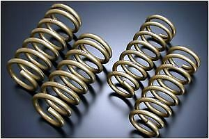 Fit Mazda Axela Sal 20C 20E 2009>2011 High.tech Lowering Spring Kit Skm98-G1B00