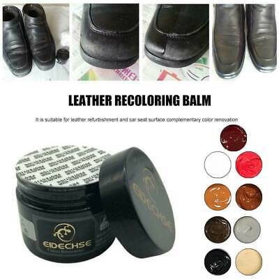 Eidechse Leather Repair Cream Liquid Restoration Tools For Car Seat Sofa Coats