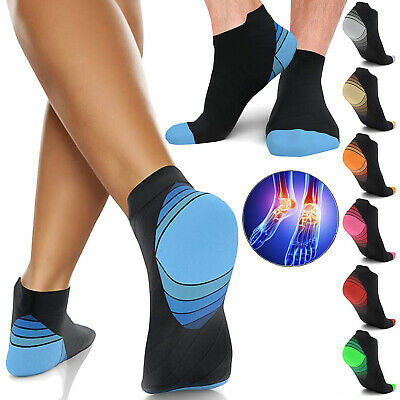 Compression Socks Medical Stockings Travel Running Arthritis Anti Fatigue Unisex