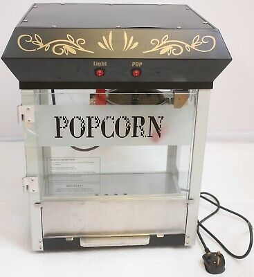 Jm Posner Popcorn Maker Machine-Used-Excellent-Fully Working-Free Postage Europe