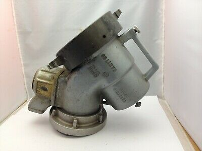 """AWG Piston Relief Valve Germany 6"""" NH Female to 5"""""""