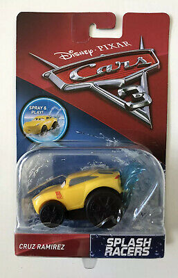 Mattel Disney Pixar Cars 3 Splash Racer Cruz Ramirez