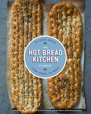 The Hot Bread Kitchen Cookbook: Artisanal Baking from Around - electronic book