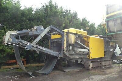 Atlas Copco Pc5 Tracked Crusher Year 2016 Done 3505 Hours 52000Kg