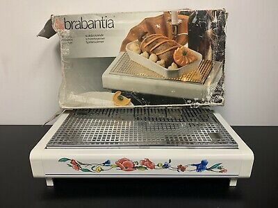 Vintage Johnson Brothers Summer Chintz Food Warmer - Boxed - Brabantia