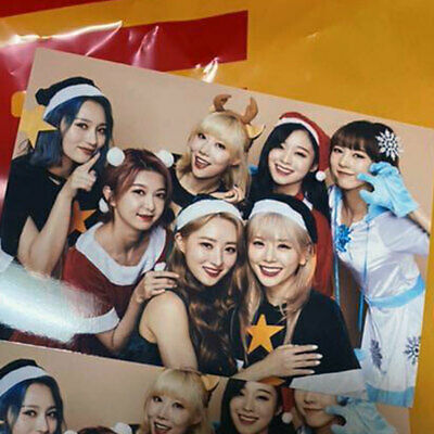 """Dreamcatcher """" NIGHTMARES BEFORE CHRISTMAS 2019 """" Limited Photo Card ALL"""
