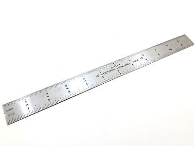 """General Tools Mfg. 12"""" Center Finding Rule"""