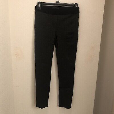 WHITE HOUSE BLACK MARKET Women's The Skinny Ankle Pants SIZE 0P Gray NEW